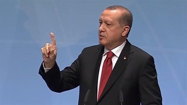 Erdoğan: Selahattin Demirtaş bir teröristtir