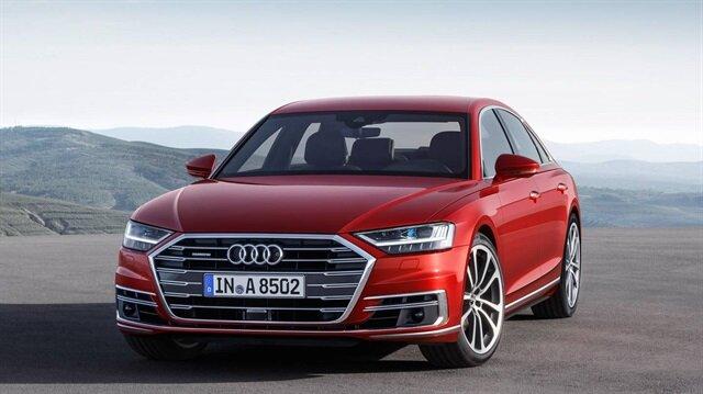 Audi, 2018 model A8'i tanıttı