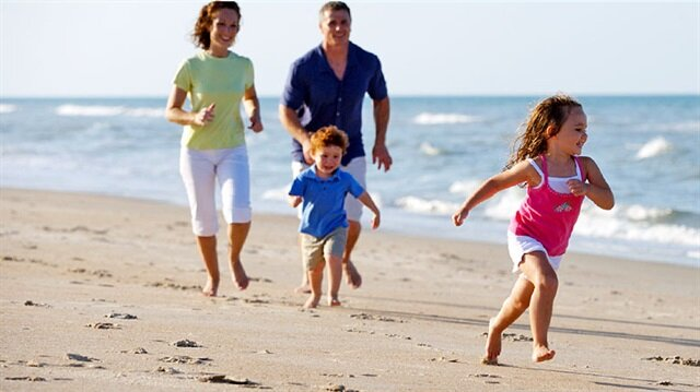Tatilde çocuğunuza dikkat edin