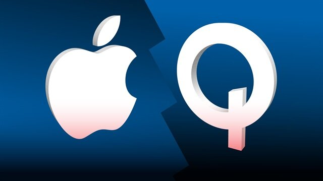 Qualcomm ve Apple arasındaki