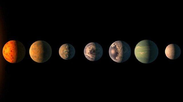 NASA'nın yaşama elverişli gözüyle baktığı gezegenlerde yoğun radyasyon olabilir