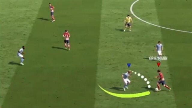 FIFA 18, yepyeni bir çalım hareketiyle birlikte geliyor