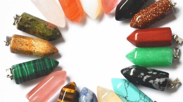 Doğal taşlar ve faydaları