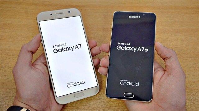 Samsung Galaxy A7 (2017) için Nougat güncellemesi yayınlandı