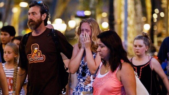 Terör örgütü DAEŞ İspanya'yı kana buladı: 13 ölü, 100'den fazla yaralı