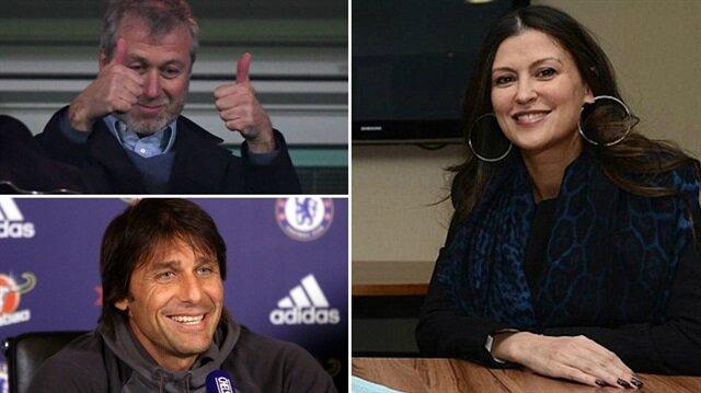 Chelsea'nin kadın menajeri Conte'nin ipini çekti!