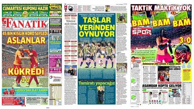 Basın Turu: Günün öne çıkan 16 spor manşeti