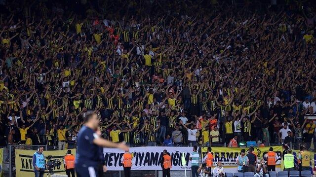 Fenerbahçe'nin sürpriz transferi maçı tribünden izledi!