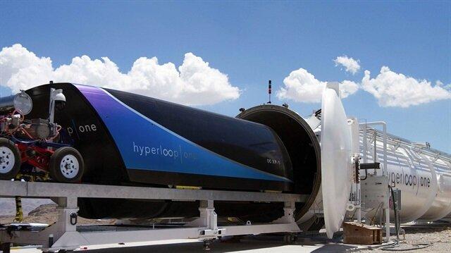 Elon Musk, Hyperloop One'ın hayran bırakan hız testi videosunu paylaştı