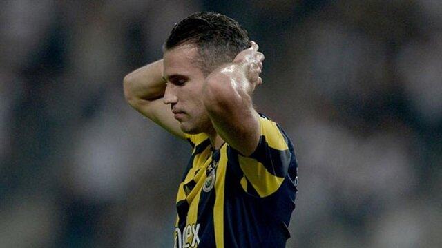 Fenerbahçe'nin ahını aldı: Van Persie kadro dışı