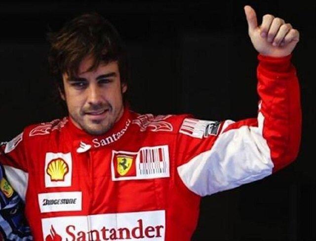 عضوية فخرية لبطل الفورمولا1 ألونسو في ريال مدريد