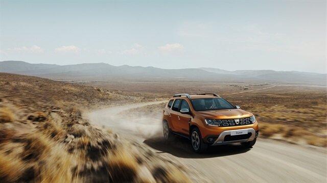 2018 Dacia Duster, Frankfurt Otomobil Fuarı'nda tanıtılacak