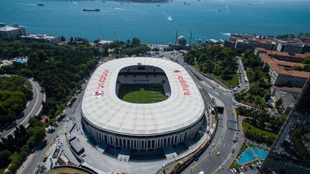 Vodafone Park'ta Mustafa Denizli'ye sansür!
