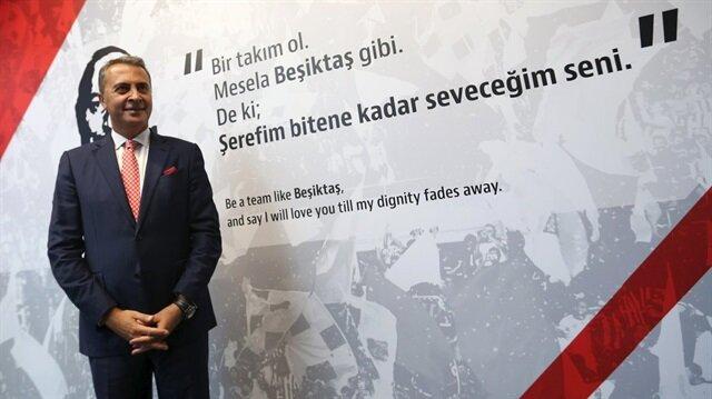 Beşiktaş'ta 'Şeref Turu' heyecanı