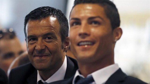 Mendes, Ronaldo'nun davasına sanık olarak çağrıldı