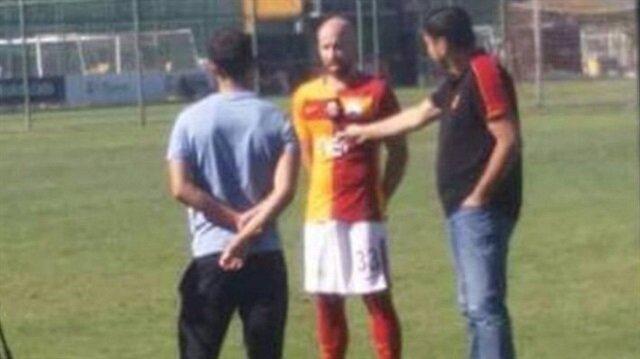 Galatasaray'ın yeni sol beki Latovlevici formayı giydi!