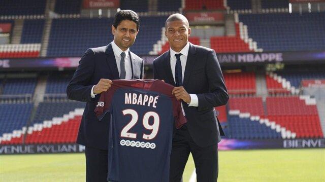Mbappe'den Süper Lig'te forma giyen kardeşine videolu sürpriz!