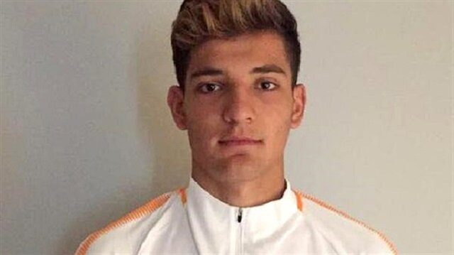 Galatasaray 17 yaşındaki genç yetenek Kazım Çelik'i transfer etti!