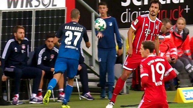 14 yaşındaki Türk, Bayern Münih'i yıktı!