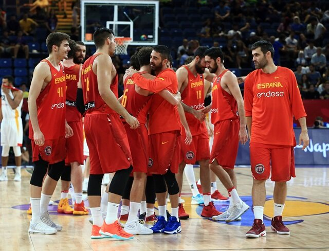 إسبانيا أول المتأهلين لنصف نهائي بطولة أوروبا