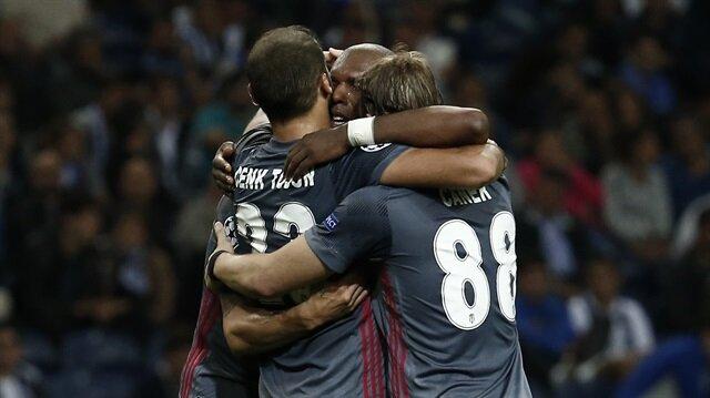 Beşiktaş deplasmanda kanatlandı: 1-3