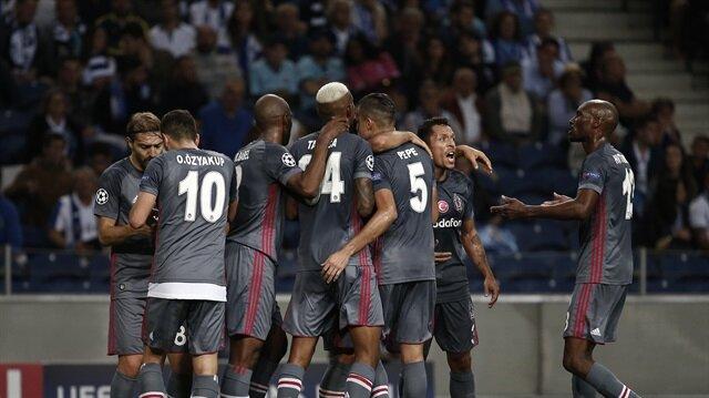 Avrupa Beşiktaş'ın 3.golünü konuşuyor: Kara kartaldan derslik gol