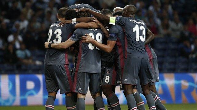 Beşiktaş Porto galibiyetiyle kasayı doldurdu: 1.5 milyon Euro