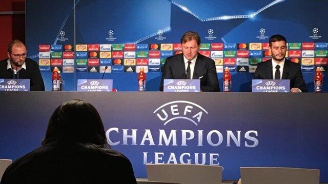 Liepzig teknik direktörü korktu! Beşiktaş'ı yenmek zorunda değiliz!