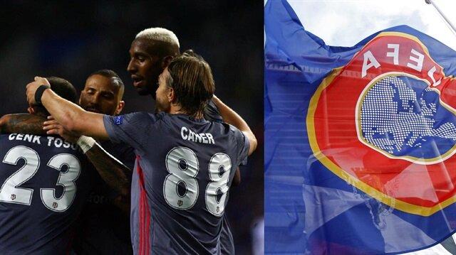 UEFA Kulüpler Sıralaması açıklandı! Beşiktaş Liverpool'u solladı