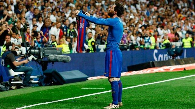 """Messi'den itiraf: """"Kariyerimde bir tek Zidane'dan formasını istedim"""""""