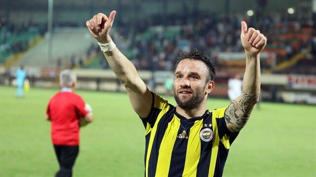Fenerbahçe'nin yeni kahramanı: Mathieu Valbuena