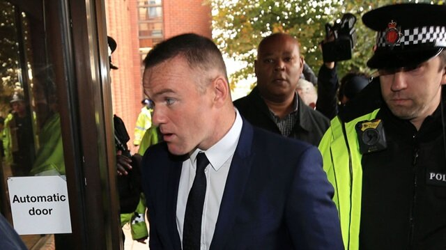 Rooney'nin cezası belli oldu: 2 yıl men