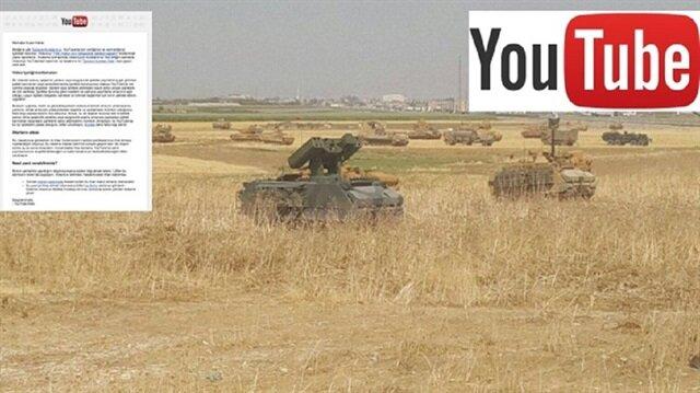 Youtube'dan skandal sansür: Türkiye'nin 'tatbikatını' engellediler!