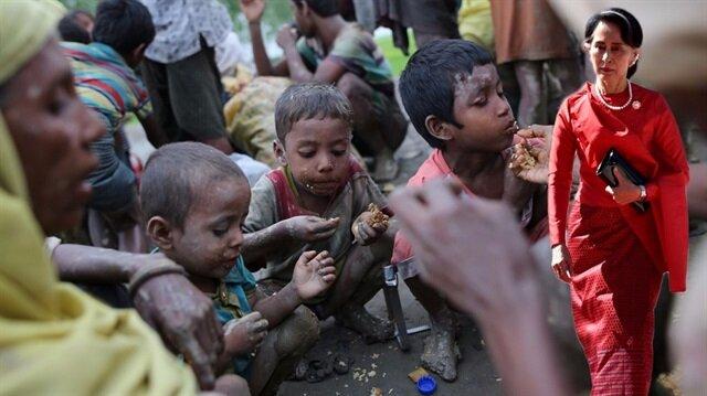 BM'den Mynmar lideri Suu Çii'ye 'son şans' uyarısı