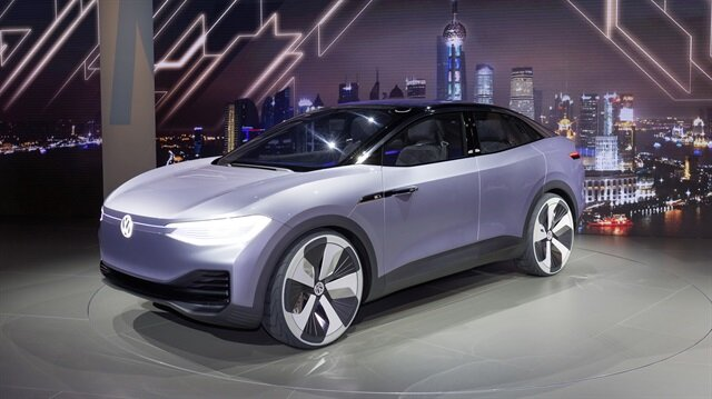 Volkswagen'in tamamen elektrikli SUV'u Crozz ile tanışın!