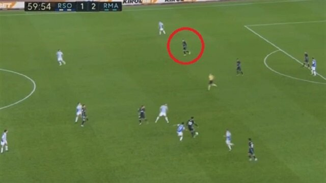 Gareth Bale'den akılalmaz gol