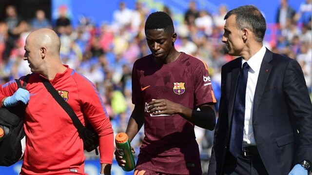 Dembele'nin sakatlığı Barcelona'yı kar ettirdi!