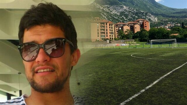 Ünlü kaleci Goran Lenac antrenmanda öldürüldü