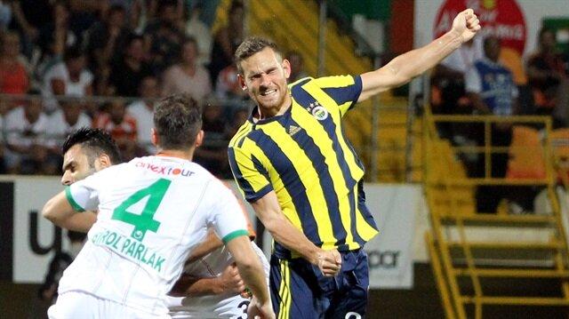 Fenerbahçe'nin yeni kralı: Vincent Janssen