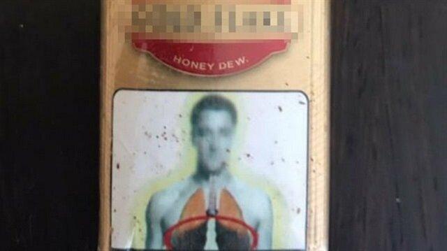 John Terry'yi şok eden olay: Fotoğrafı sigara markasına kapak oldu!