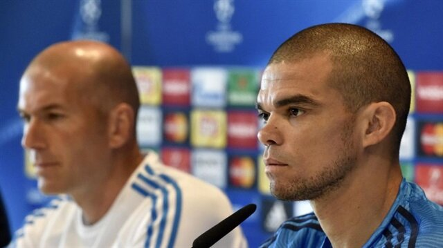 Real Madrid'de Pepe özlemi