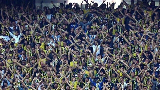 Fenerbahçe tribününde kavga çıktı: Gözaltına alındılar