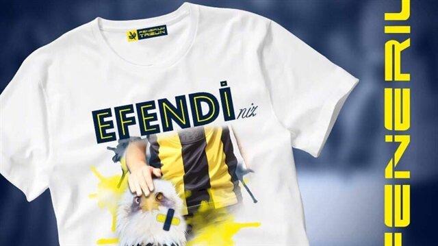 Fenerbahçe'den Beşiktaş'ı çıldırtan tişört!