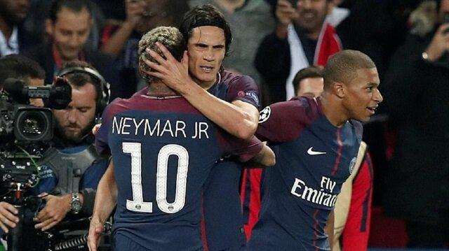 Neymar ile Cavani birbirlerine sarıldı: Buzlar eridi