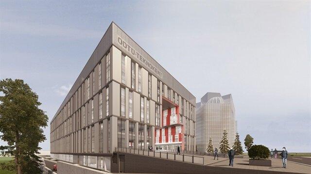 ODTÜ Teknokent Türkiye'nin yeni teknoloji merkezi olacak