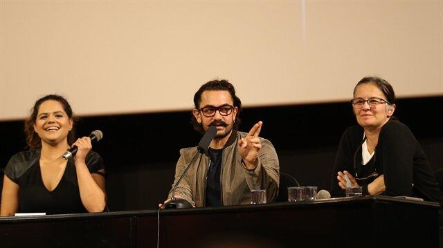 Aamir Khan: 'İyi bir hikaye insanları birbirine bağlar'