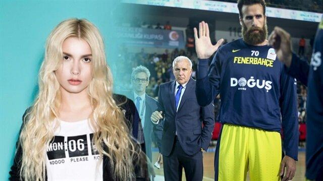 Fenerbahçe maçında Aleyna Tilki skandalı!