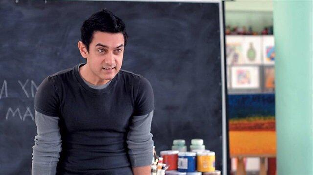 İstanbul'dan bir yıldız geçti: Aamir Khan