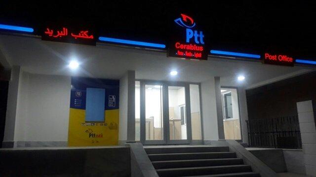 PTT Cereblusta şube açtı