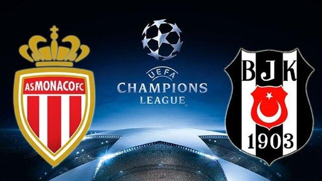 Monaco-Beşiktaş maçı hangi kanalda saat kaçta? Monaco-Beşiktaş maçı şifresiz mi?